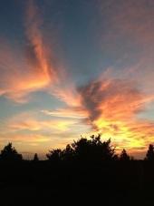 sunrise august 2013